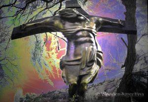 Foto of the Week: Jesus Statue in Purmamarca