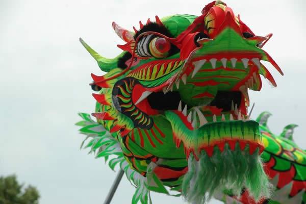 Chinese New Year Celebrations 2018