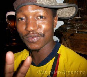 Porteño Corner: David Dodas Bangoura