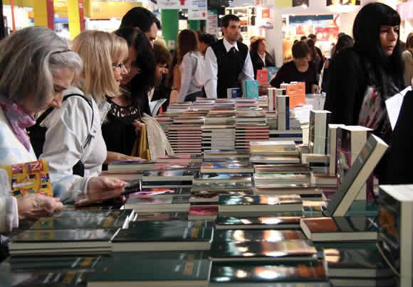 Feria del Libro: Buenos Aires International Book Fair