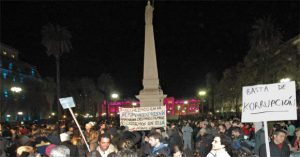 Foto of the Week — Cacerolazo in Plaza de Mayo