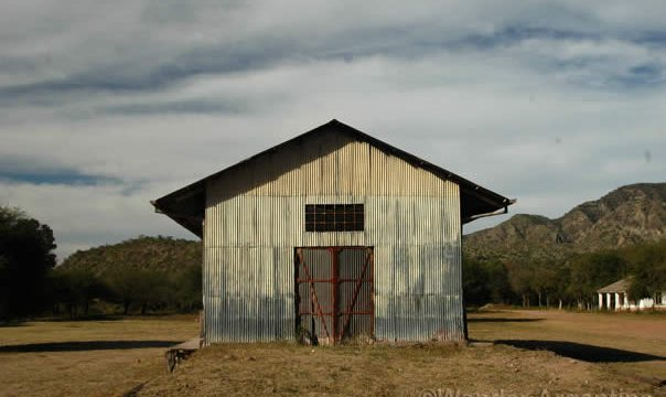 A shack in Alemania, Salta Argentina
