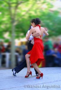 Foto of the Week — Tango in Plaza Dorrego