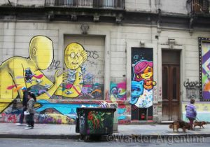 Foto of the Week: Graffiti in San Telmo