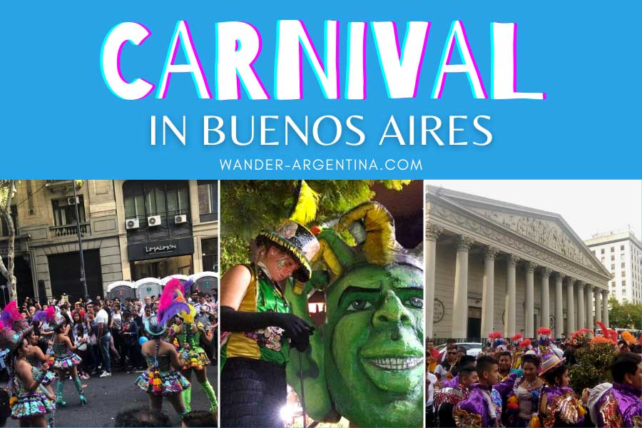 Carnival in Buenos Aires
