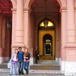 Take a Stroll through the Casa Rosada