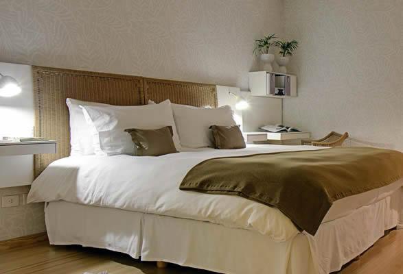 A room at Casa Calma Wellness Hotel in Buenos Aires, Argentina