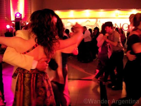 Buenos Aires tango festival public milonga