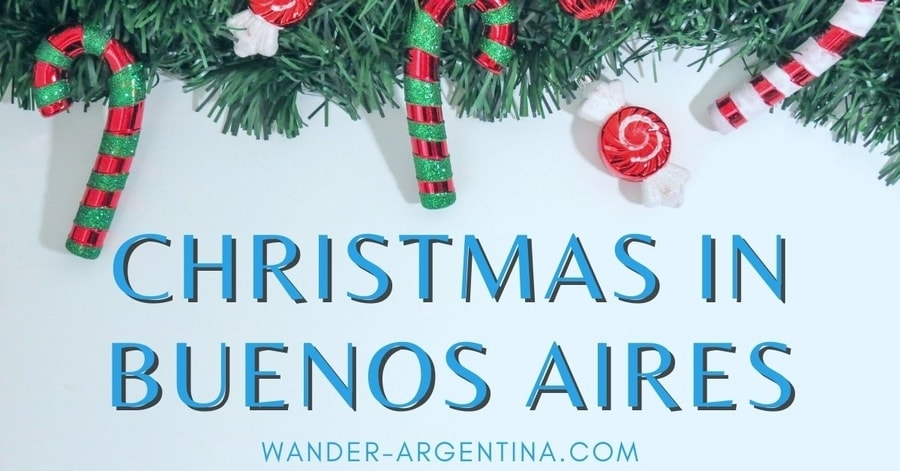Christmas in Buenos Aires