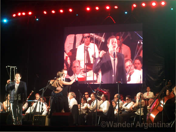 The Argentine National Symphony of the Blind