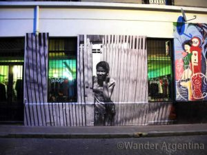 Foto of the Week: San Telmo Stencil on Plop!