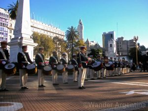 Foto of the Week: Argentina National Military College Band