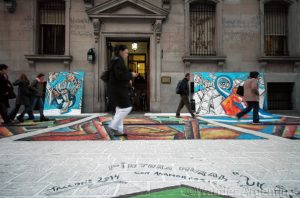 Foto of the Week — Art Installation at the Buenos Aires Legislature