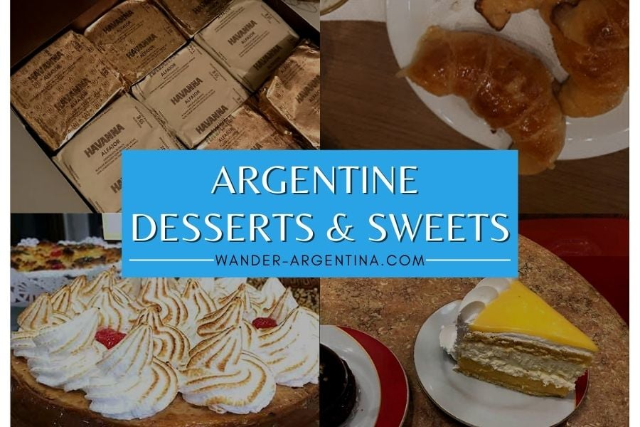 12 Argentine Desserts & Sweets