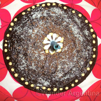 Chocotorta: a traditional no-bake Argentine birthday cake