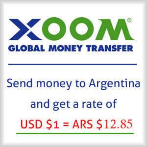 Argentina money transfer