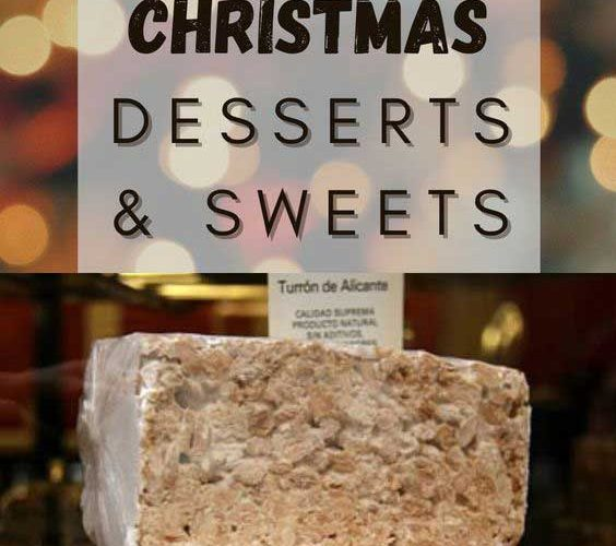 Argentina's Chistmas Sweets and desserts