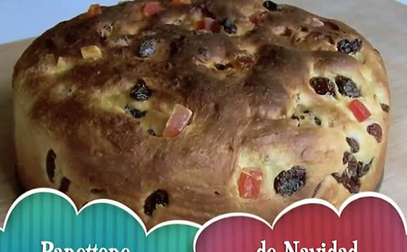panettone -- Argentina's special Christmas bread