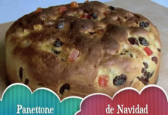 Argentina Christmas Desserts & Sweets
