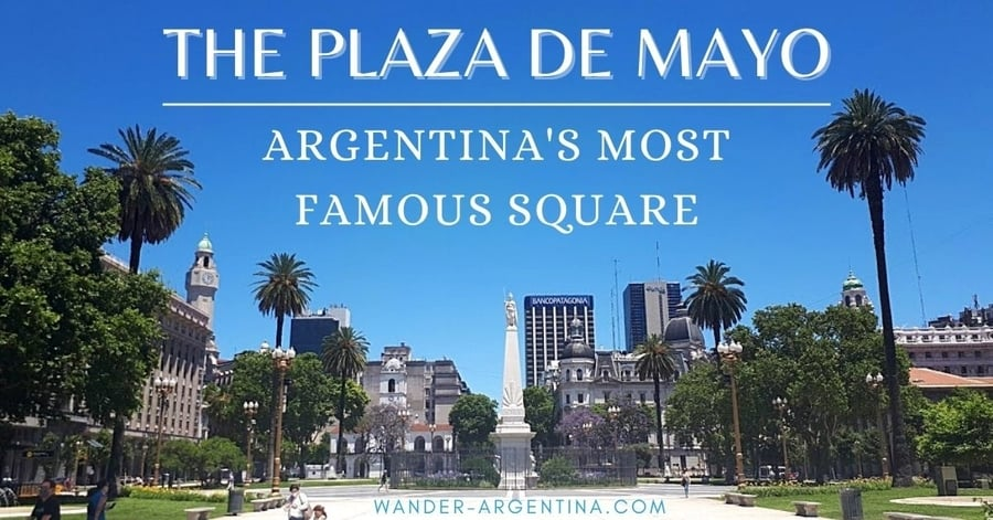 The Plaza de Mayo feature image