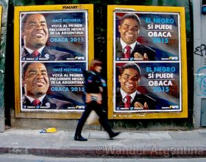 Foto of the Week — Obaca for President