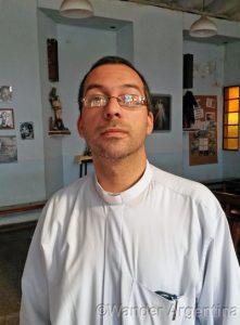 Porteño Corner: Father Sebastián Risso