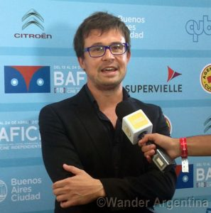 Director of the Buenos Aires International Independent Film Festival