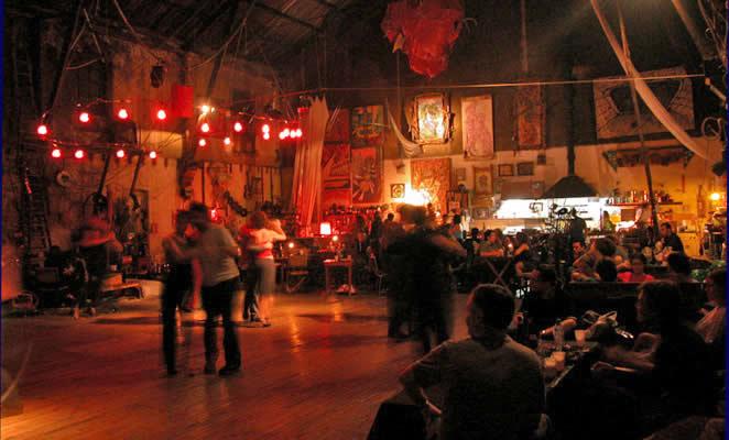 La Catedral, Bohemian Tango Temple