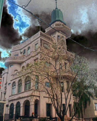 Palacio de bichos, or Animal Palace building in Buenos Aires