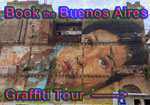 Street Art Walking Tour in Buenos Aires