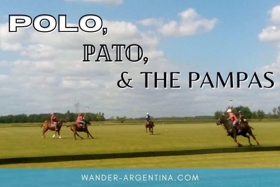 Polo, Pato, & the Pampas