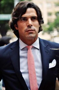 A picture of Nacho Figueras by Jiyang Chen