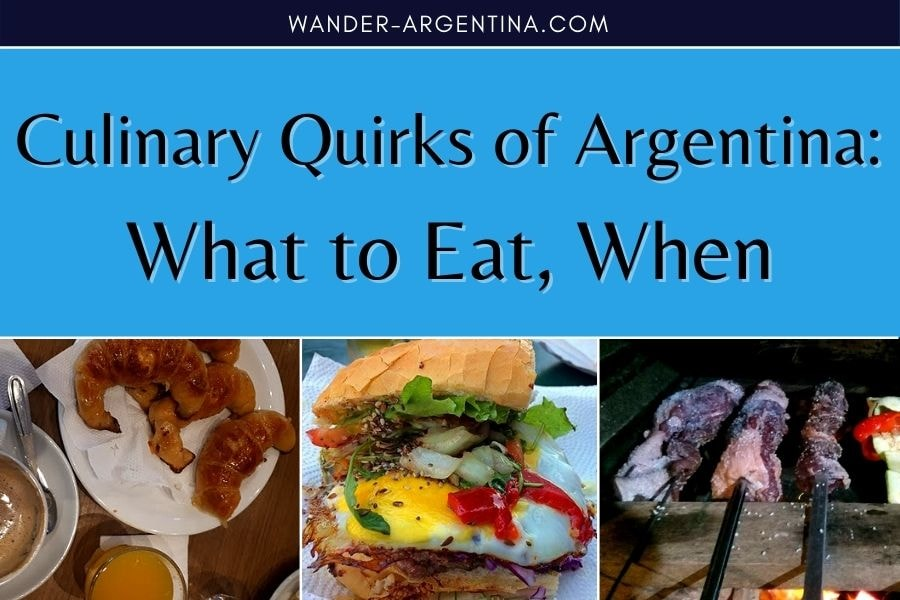 Culinary Quirks of Argentina - feature photo