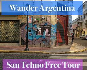 Wander Argentina San Telmo Free Tour