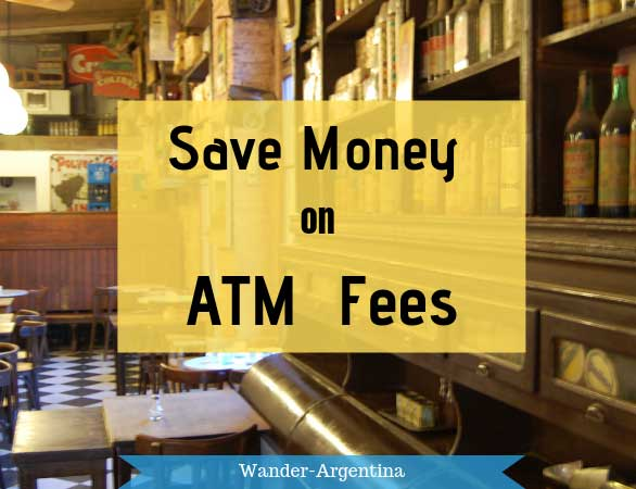 Save money on atm fees