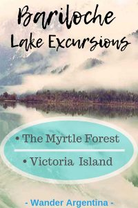 Bariloche Lake Excursions: Victoria Island and the Myrtle Forest
