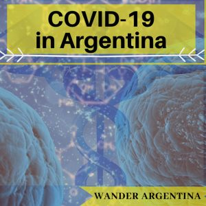 Is there Coronavirus in Argentina (picture of virus)
