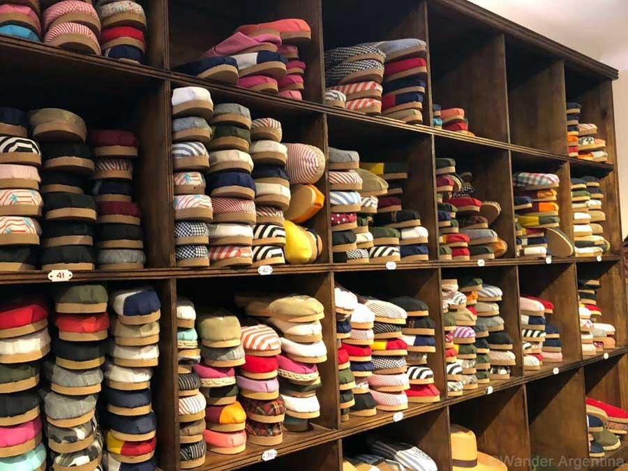 Argentine Alpargata shoes