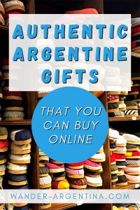 Authentic Argentine Gifts you Can Buy Online