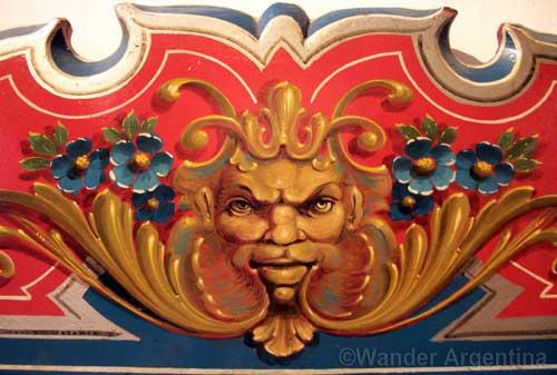 Fileateado Joker Face design by Carlos Carboni