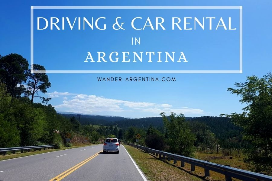 Driving and car rental in Argentina