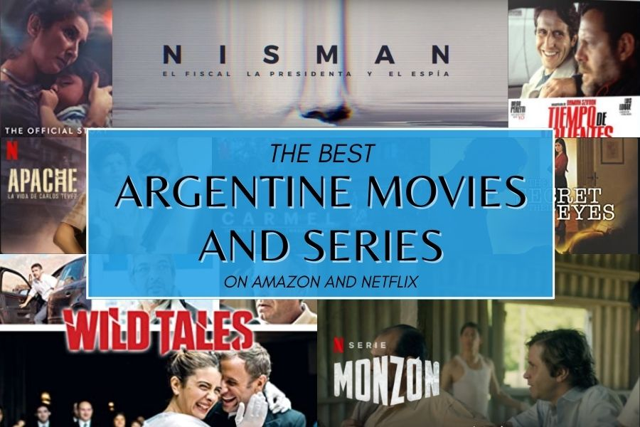 The best Argentine movies and television shows to watch online.