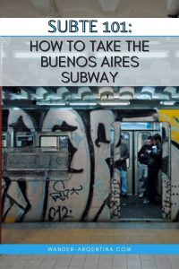 How to take the Buenos Aires Subway (Metro)